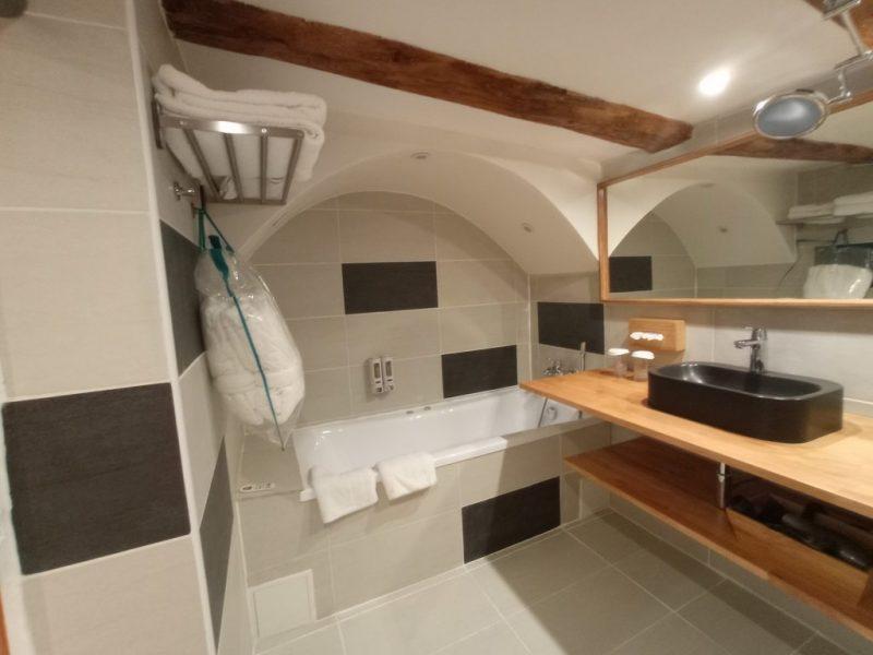 La Cigogne Dorée Salle de bains